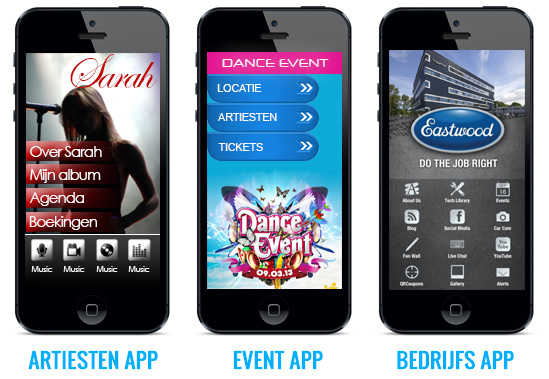 CD Fabriek Apps