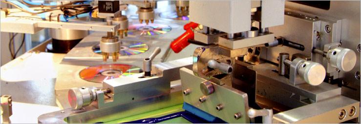 cd-fabriek CD Perserij