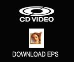 cd video logo
