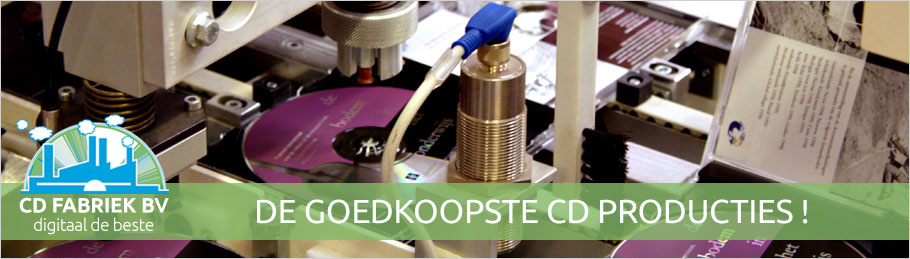 cd-productie