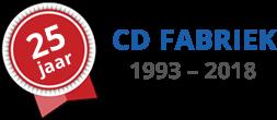 25 jaar cd-fabriek